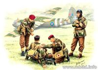 British paratroopers, 1944. Kit 2