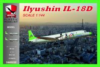 Ilyushin IL-18D Aghalieaku Airways
