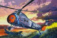 American H-34 Helicopter – Navy Rescue - re-edition