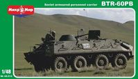 Soviet Armoured Personnel Carrier BTR-60PB