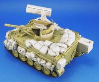 IDF Machbet Conversion set w/Sandbag Armor (For Academy/Italeri)