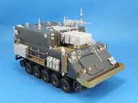 IDF M577 Mugaf late Conversion set (for Tamiya)