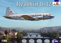 Ilyushin IL-12 Czech version