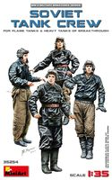 SOVIET TANK CREW (for Flame Tanks & Heavy Tanks of Breakthrough) - Image 1