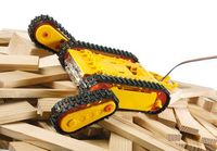 Arm Crawler - 2-Channel Remote Control