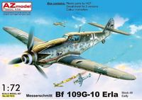 Bf-109G-10 Erla (early) block 49XX