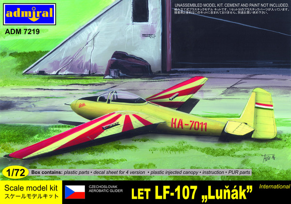LF-107 Lunak International - Image 1