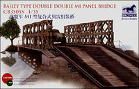 Bailey Type Double-Double M1 Panel Bridge