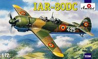 Romanian IIWW fighter IAR-80DC (Two Seater Version) - Image 1