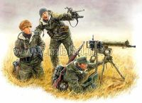 German Machine-Gunners, Eastern front 1944 - Image 1