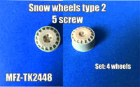 Snow wheels type 2, 5 screw