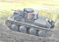 PzBefWg. 38 (t) Ausf.F