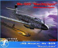 Me-509 Nachtjager - Image 1