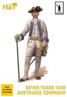 Seven Years War Austrians Command
