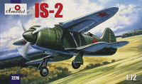 IS-2 (Joseph Stalin) Soviet pre-WW2 experimental fighter