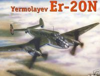Ermolayev Er-2 WWII Soviet long distance bomber