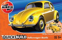 VW Beetle Yellow (Quickbuild)