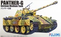 Panther G German Medium Tank