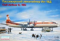 Civil Airlines Ilyushin IL-18D