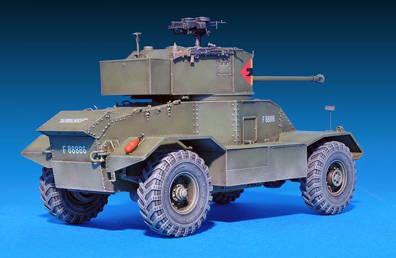 AEC Mk III 1//35 MiniArt