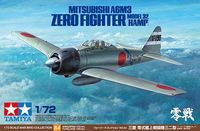Mitsubishi A6M3 (Hamp) - Zero Fighter Model 32 - Image 1