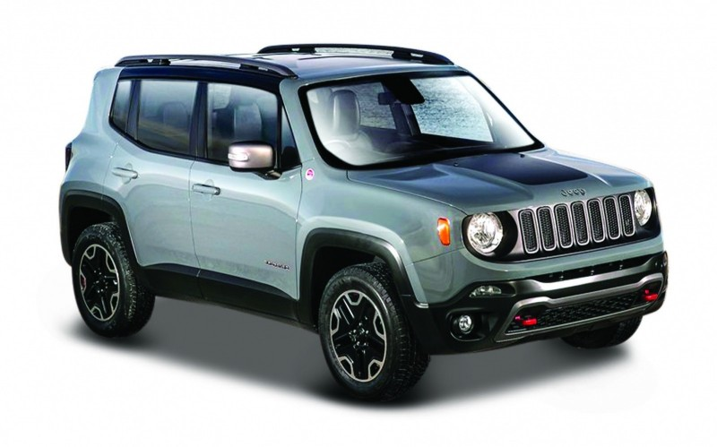 Jeep Renegade - Image 1
