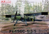 "Fieseler Fi 156C-1/3/5 ""Storch"" Foreign Service - Image 1"