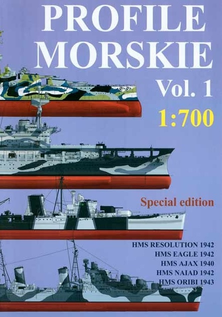 Profile morskie Vol. 1 Special edition - Image 1