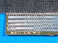 Nets and drilled plates  (18 models - 80x45 mm)