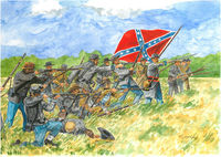 Confederate Infantry (Amer.Civil War) - Image 1