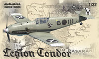 Legion Condor Bf 109E Limited Edition