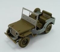 Jeep Willys CJ2A for Tamiya - Image 1