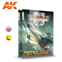 ACES HIGH MAGAZINE ISSUE 15 FRENCH JET FIGHTERS