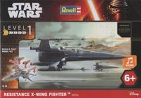 Star War X-Wing Fighter Built & Play - Image 1