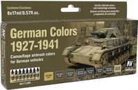 71205 German Colors 1927-1941 set
