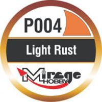 P004 Light Rust / Jasna rdza