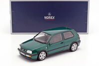 VOLKSWAGEN GOLF III VR6 1996 Green metallic