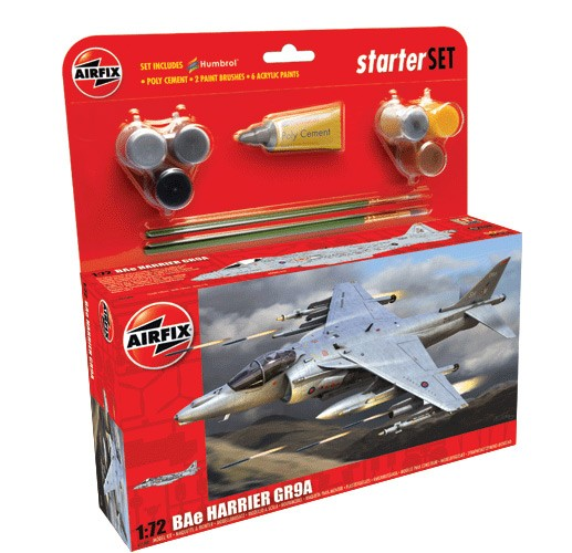 BAe Harrier GR.9 Large Starter Set - Image 1