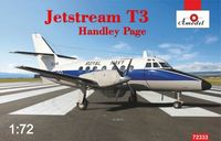 Handley Page Jetstream T3