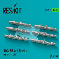 BD3-57KrV Racks (6 pcs) (Mi-8/Mi-24)
