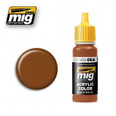 A.MIG 064 Earth Brown - Image 1