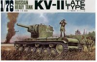 KVII Late Type Russian Heavy Tank
