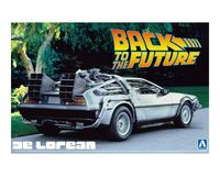 Back To The Future I de Lorean