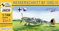 Messerschmitt Bf 109G-10 Vigorous Fighter - Image 1