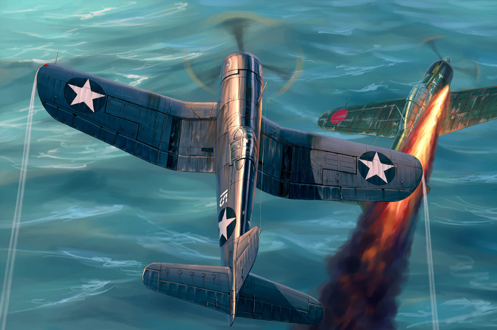 F4U-1 Corsair Late version - Image 1