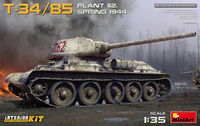 T-34/85 PLANT 112. SPRING 1944. INTERIOR KIT - Image 1