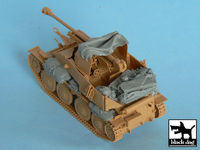 Marder III accessories set for Tamiya 32560, 13 resin parts - Image 1
