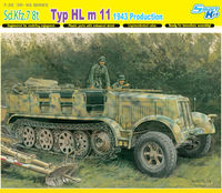 Sd.Kfz.7 8(t) Typ HL m 11 1943 Production - Smart Kit - Image 1
