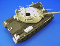 IDF Magach3 Conversion set(forTamiya M48A3)