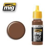 A.MIG 070 Medium Brown